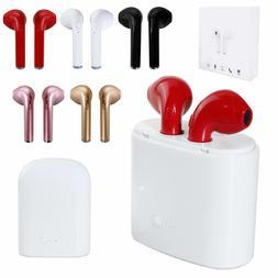 Bluetooth Wireless Earbuds Mini In-Ear Sports Cordless Headp