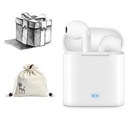 Wireless earbuds Stereo,Bluetooth Headphones Earphones Earbu