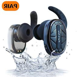 Kailuhong Wireless Earbuds T101 Dual Bluetooth Earbuds Stere