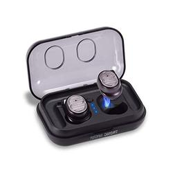 Wireless Earbuds, TronicMaster Bluetooth v5.0 True Wireless