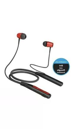 Jarv Wireless Earphones, Wave Sport Sweatproof Neckband Blue