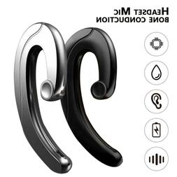 wireless hanging bluetooth headset earphone earbuds sports