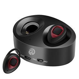 True Wireless Headphones,WOWOGO Bluetooth Headphones Sweatpr
