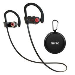 Otium Wireless Headphones, Bluetooth Best Sports Earbuds, Bl