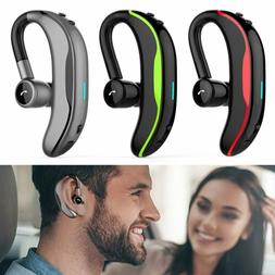 Wireless Headset Bluetooth Earpiece Hands-free Calling with