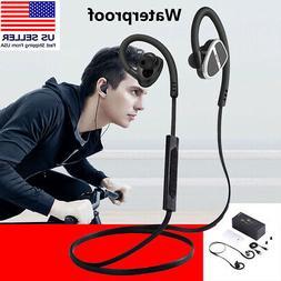 Wireless In Ear Earphone Sport Headset Bluetooth Headphones