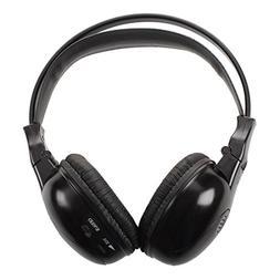 Wireless IR headphones - TOOGOOHeadphone / earphone stereo f