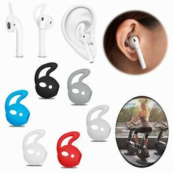 dcb268f9fbe Wireless Sports Ear Hook Silicone Case Cover For Apple AirPo