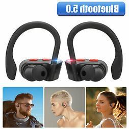 Wireless Stereo Bluetooth 5.0 Headset Stereo Headphone Earph