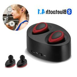 Wireless TWS Mini True Bluetooth Twins Stereo In-Ear Earphon