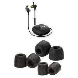 Jaybird X2 Midnight Black & Comply Earphone Tips Bundle