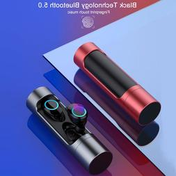 X8 Touch Control TWS Bluetooth 5.0 Earphone Mini <font><b>Wi