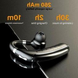 XGODY Wireless Earbuds BT5.0 Ear Hook Headphone Sport Busine