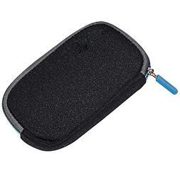 Koffmon Zipper Storage Case Cover Bag Pouch Bose QC20 QC20i
